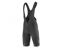 GIANT kraťasy Rival Bibshort-black/grey