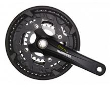 Kliky Shimano  ALIVIO FC-T4010 170mm 48x36x26 pro 9kolo