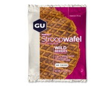 GU Energy Wafel-wild berries (16ks v balení)
