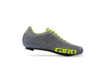 GIRO Empire E70 Knit Grey Heather/Hi Yellow