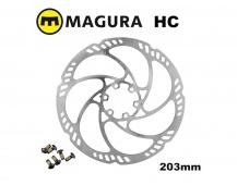 Brzdový kotouč Magura Storm HC 203mm