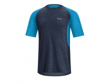 GORE R5 Shirt-orbit blue/dynamic cyan