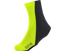 GORE C3 Partial WS Overshoes-neon yellow/black