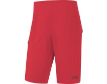GORE C3 Women Trail Shorts-hibiscus pink