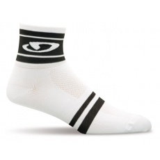 GIRO Classic sock-white/black modern-M