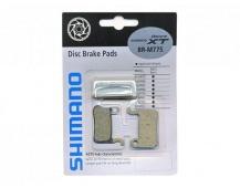 Brzdové destičky Shimano XT BR-M775 A01S polymerové +pružinky