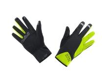 GORE Power WS Gloves-black/neon yellow
