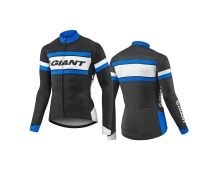 GIANT Rival LS Jersey-black/blue