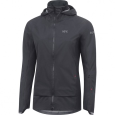 GORE C5 Women GTX Active Trail Hooded Jacket-terra grey