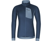 GORE M Thermo Shirt-deep water blue/cloudy blue-L