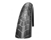 Impac plášť Bigpac 20x2.0 černá+reflexní pruh