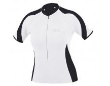 GORE Power II Lady Jersey-white/black