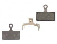 Brzdové destičky Shimano SLX BR-M666 G01S  polymerové pro brzdy Shimano BR-M985,785,675,666+pružinky