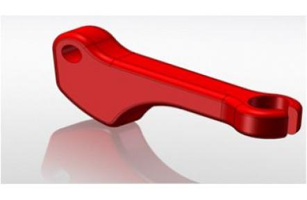 KS Shock - Integrated Lever - páčka ovládání náhradní