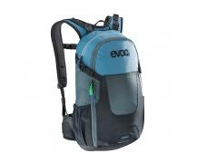 EVOC batoh FR TRACK - BLACK - SLATE - COPEN BLUE XS