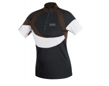 GORE Freeride Lady Jersey-black/white