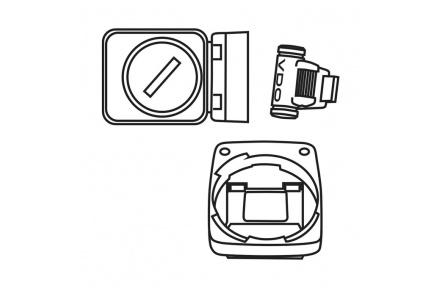 VDO bezdrát. (digitální) sada pro modely M3.1WL a M4.1WL (+magnet)