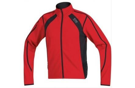 GORE Oxygen SO Jacket-red/black