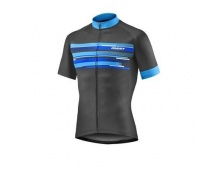 GIANT dres Rival SS Jersey-black/blue