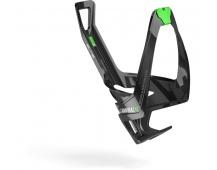 ELITE košík CANNIBAL XC lesklý černný/zelený
