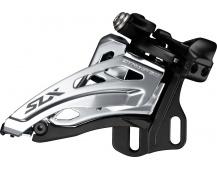 SHIMANO přesmykač SLX FD-M7020 pro 2x11 př mont E-typ bez BB Side-swing front pull pro 34-38z bal