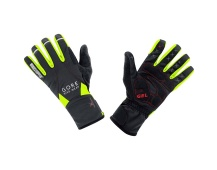 GORE Alp-X 2.0 SO Gloves-black/neon yellow