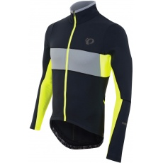 PEARL iZUMi ELITE THERMAL LS DRES BLACK/SCREAMING YELLOW