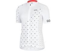 GORE C3 Women Jersey E-white/black