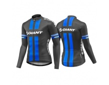 GIANT Race Day Standard LS Jersey-black/blue