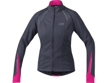 GORE Phantom Lady 2.0 WS Soft Shell Jacket-graphite grey/magenta