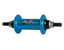 Náboj Novatec 765SBT, přední, 36-dírový, modrý
