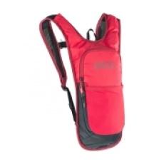 EVOC batoh CC 2l neon red + bladder 2l