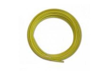 PVDF 5,0mm žlutá