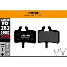 GALFER destičky HAYES FD282 standart
