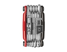 CRANKBROTHERS Multi-17 Tool Black/Red