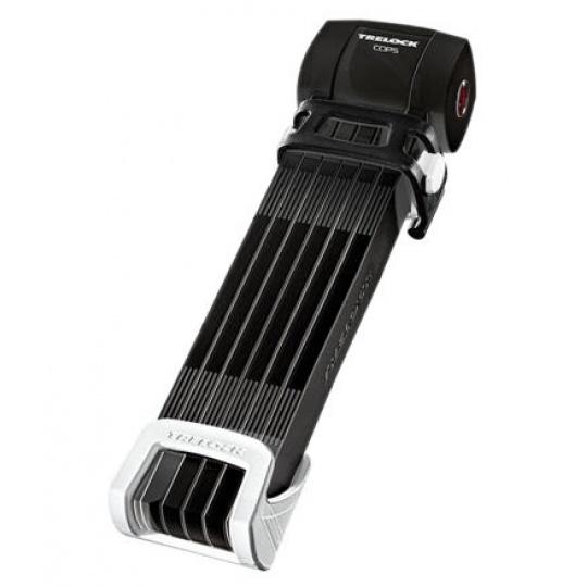 Trelock zámek skládací FS 460/100 L bílá