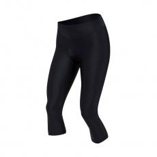PEARL iZUMi W ESCAPE SUGAR cyklistické 3/4 kalhoty, černá