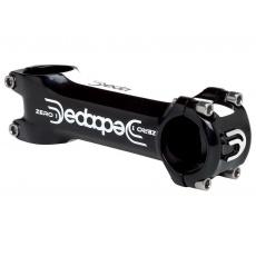 Představec Deda Zero 1  11/8 délka 60mm pro průměr řídítek 31,8mm barva černá lesk hmotnost 135g