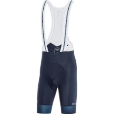 GORE C5 Cancellara Bib Shorts+-orbit blue/deep water blue