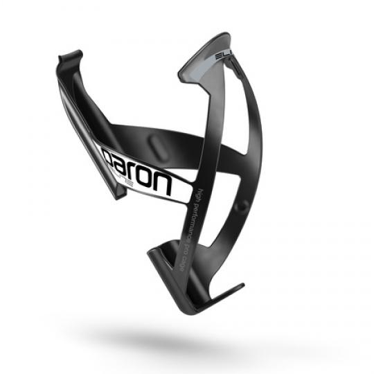 ELITE košík PARON RACE  matný černý/bílý