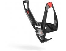 ELITE košík CANNIBAL XC lesklý černý/červený