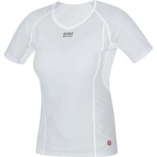 GORE Base Layer WS Lady Shirt-light grey/white