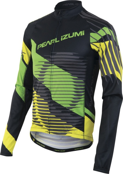 PEARL iZUMi ELITE THERMAL LTD dres, ELITE zelená FLASH