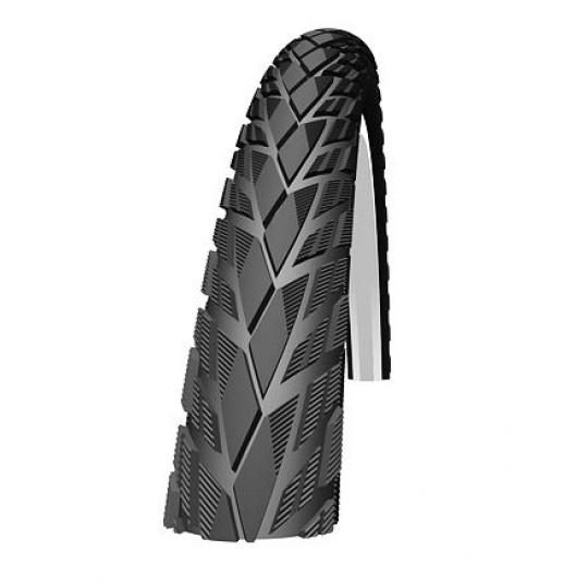 Schwalbe plášť Energizer Plus Tour 26x1.75 GreenGuard černá+reflexní pruh