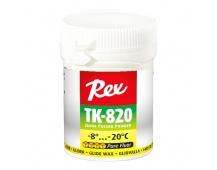 REX 489 TK-820 Fluorový prášek, -8°C až -20°C, 30g