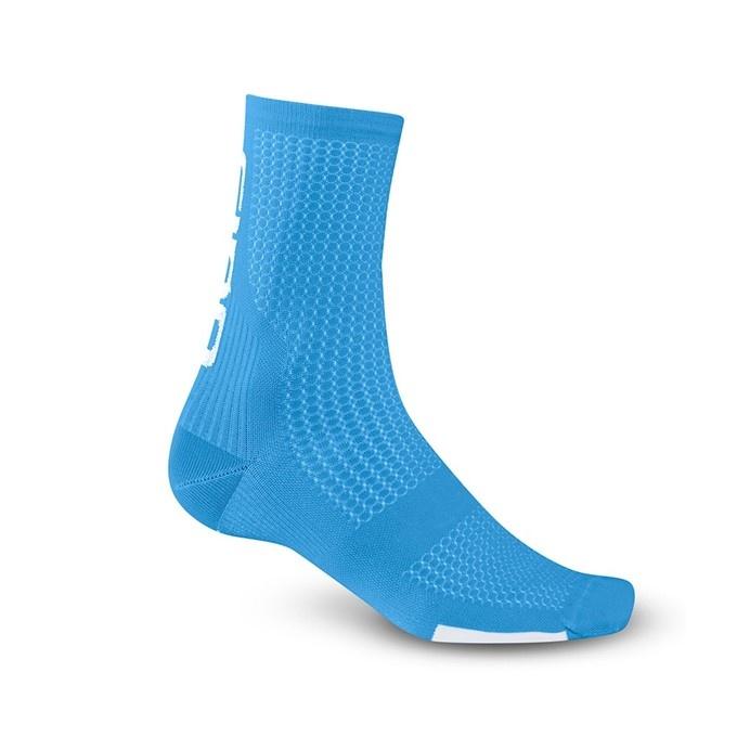 GIRO ponožky HRC Team-blue jewel/white