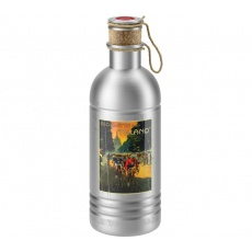 ELITE láhev EROICA BICICLETTE MILANO, Alu, 600 ml