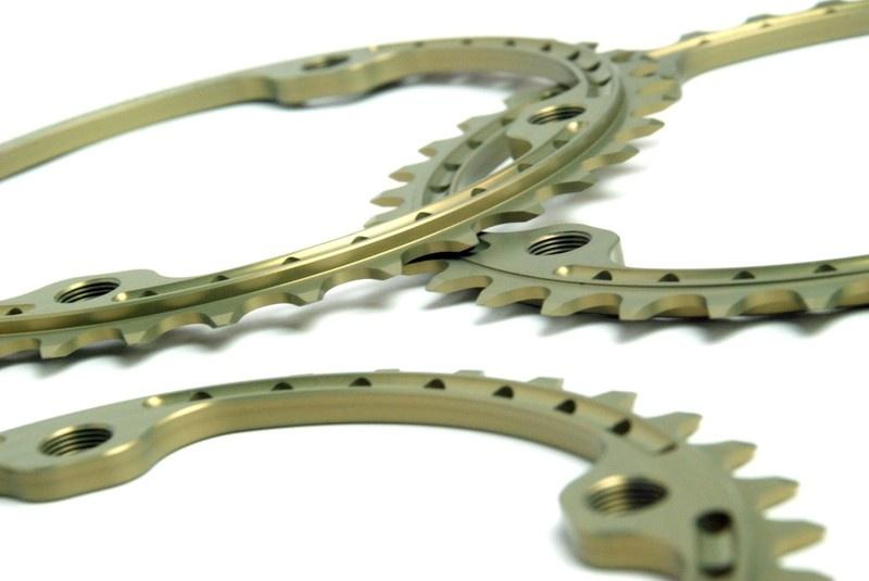 Převodník Renthal SR4 120 (SRAM) - počet zubů 38