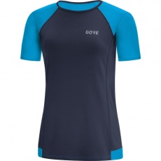 GORE R5 Women Shirt-orbit blue/dynamic cyan