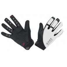 GORE Alp-X 2.0 Long Gloves-white/black